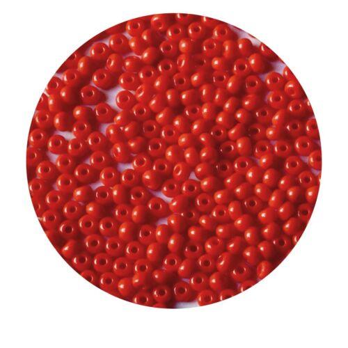 6//0 Petit rond de perles de rocaille tchèque de rocaille perles 2 mm Preciosa Verre Bricolage Perles