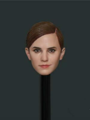 In-stock 1//6 YMTOYS YMT027 Jasmine Female Head Sculpt H#Suntan