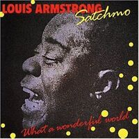Louis Armstrong Satchmo-What a wonderful world (compilation) [CD]