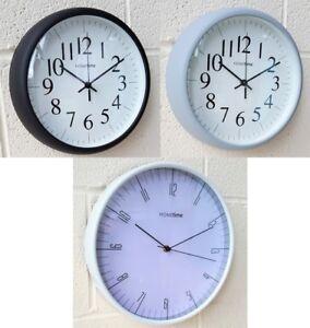 HOMETIME Orologio da parete per cucina moderno casa ufficio 30cm ...