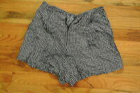 Reformation x Urban Renewal shorts hot pants bloomers houndstooth xs retro 70s