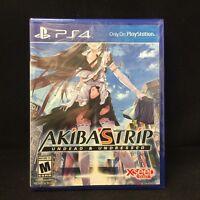 Akiba'strip Undead & Undressed (sony Playstation 4) Brand
