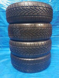 4-Stueck-Winterreifen-Reifen-Semperit-Speed-Grip-2-195-55-R16-87T-5-5-mm