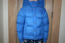 BLACK BEAR Seattle XXS KIds W Blue DOWN puffer coat w/ ski Bibs USA /NOrth Face