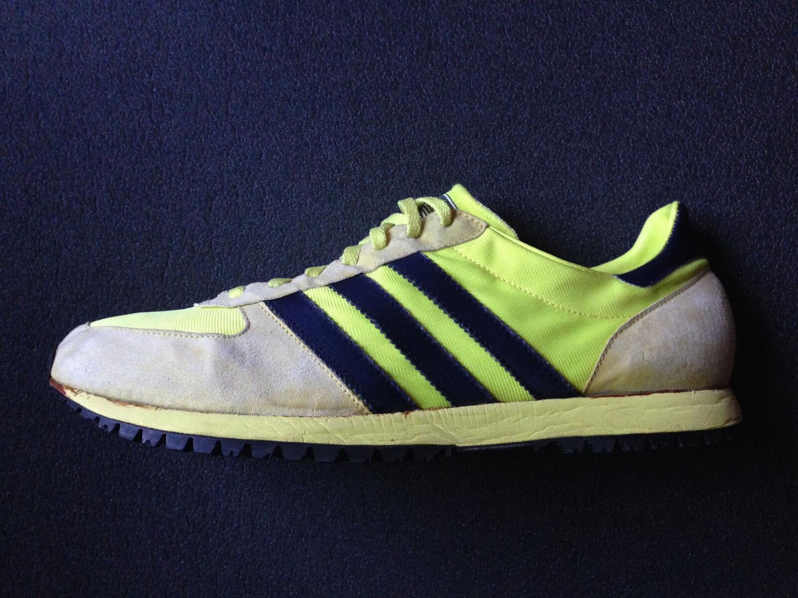 Adidas Marathon 84  Made in West Germany  vintage 1984 US 12 UK 11,5 EUR 46 2 3