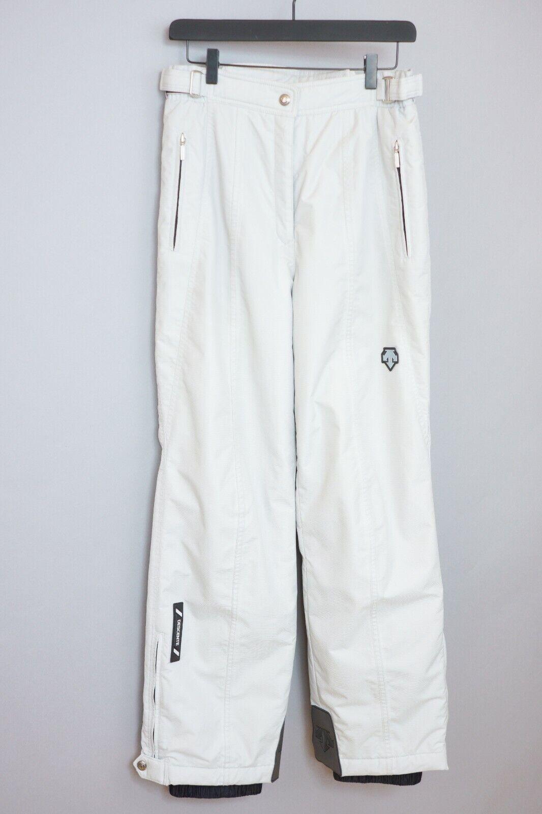 Women Descente Trousers Snowboarding Skiing Waterproof W32 L32 XIJ616