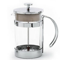 Norpro 5574 French Coffee Press Tea Press Chrome 25oz 5 Cup on Sale