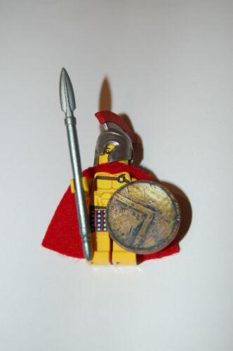 Custom Figur Spartaner aus LEGO® Figuren Teilen