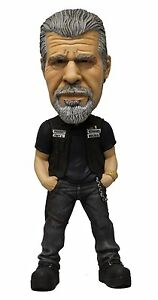 Clay-Morrow-Samcro-SoA-MC-Sons-of-Anarchy-Bobble-Head-Wackelkopf-Figur-Mezco