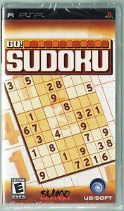 Go-Sudoku-Sony-PSP-2006-Factory-Sealed