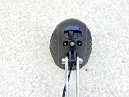 Standlicht 30 Lux Secu S 01007 LED Scheinwerfer  mit Schalter für Nabendynamo