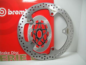 BREMBO Serie Oro 68B407D7 Brake Disc Front Fixed BMW R 1100 S Year 2004