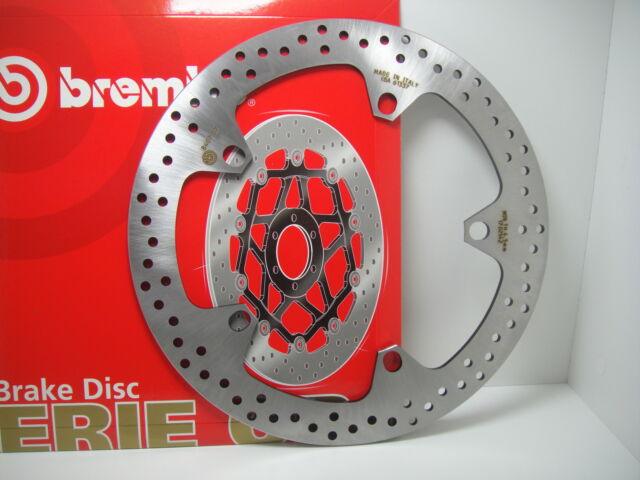 BREMBO Serie Oro 68B407D7 Brake Disc Front Fixed BMW R 1150 R Year 2002