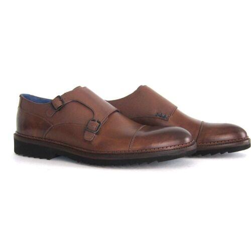 London Schuhgröße 12 11 Braunes Neu Leder Sweeney P Markiert Us 41925 Behren w4Wxfq