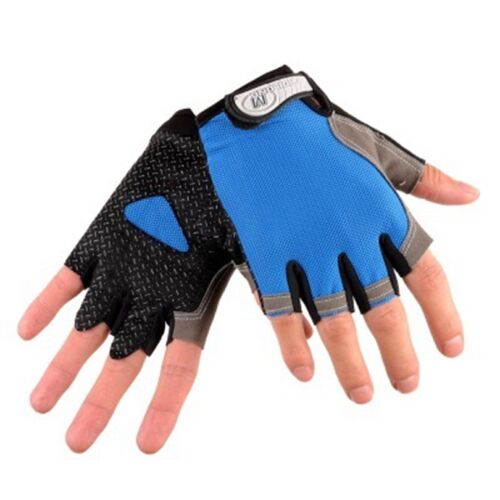Mtb Gloves Half-finger Bicycle Gloves Fitness Male female Outdoor Sport Non-slip