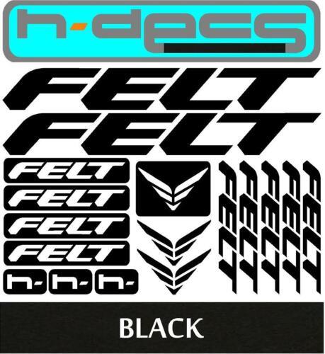 stickers, cycling, mtb, bmx, road, bike Felt T2 Die-cut decal sheet.