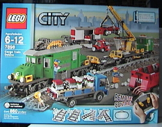 Lego Train RC 7898 bilgo Train Deluxe NY SEALED