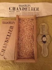 Swatch Special Christmas 1992 Chandelier By Matteo Thun Gz125