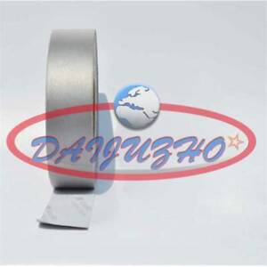 1M Silver Reflective Tape Safty Strip Sew Trim Gray Synth Fabric breadth 1CM~5CM