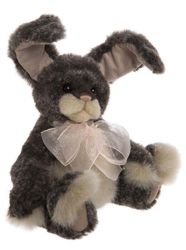 Ash Coleccionable Articulado Felpa Conejito Conejo por Charlie Bears - Cb192023b