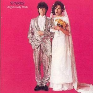 Sparks-Angst-In-My-Pants-CD-2000-NEW-FREE-Shipping-Save-s