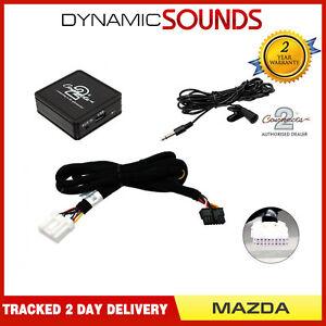 CTAMZBT001 Car Bluetooth Streaming Handsfree Interface for Mazda MX-5 2006-2009
