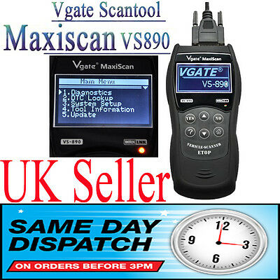 Infiniti EX FX G M Q50 Q70 Q60 QX50 QX70 Fault Code Diagnostic Reader Scanner