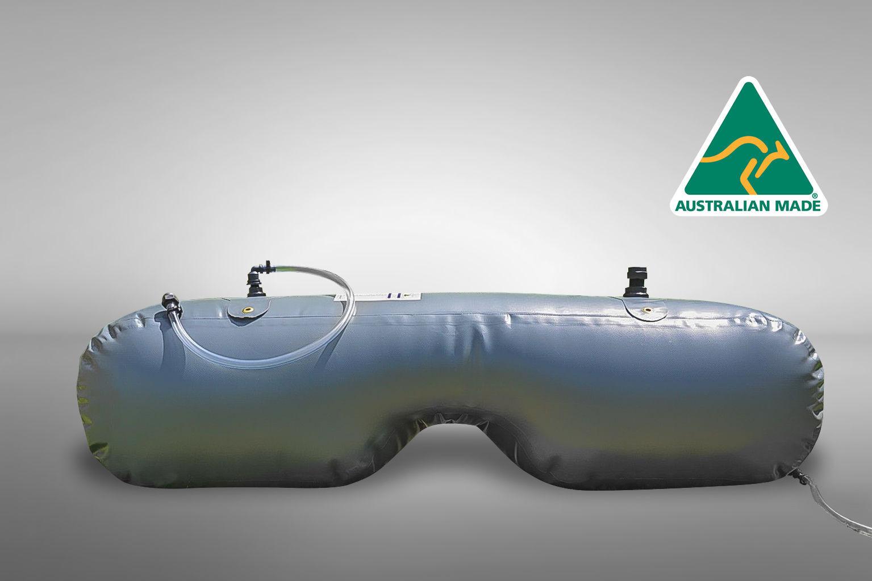 Trinkwasserspritztank 33 Gallone (125L) für SUV, 4WD und 4x4 Zubehör