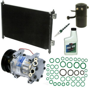 1 Pack UAC KT 1232 A//C Compressor and Component Kit