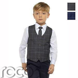 cfd62f7ec Boys Waistcoat Suit