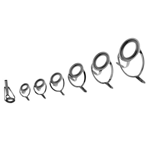 satz Keramik Ring Angelrute Führungen Linie Ring Repair Kit Tip Top 14 teile