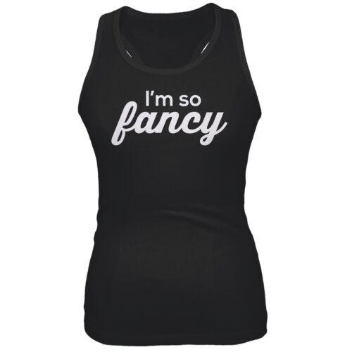 I/'m So Fancy Juniors Tank Top