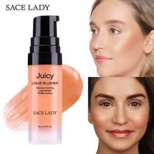 SACE-LADY-Liquid-Blush-Makeup-Face-Rouge-Cheek-Blusher-Long-Lasting-4-Colors