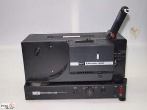 Film-Projector-NORIS-Super-8-And-Normal-8-Exclusive-3000-Zoom-Lens-1-6-17-30mm
