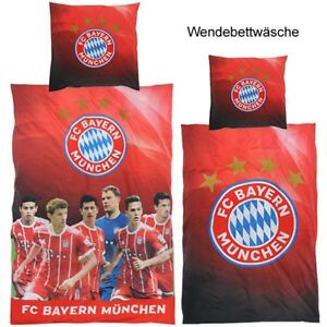 Fc Bayern München Bettwäsche Player Fc Bayern München Stars Spieler