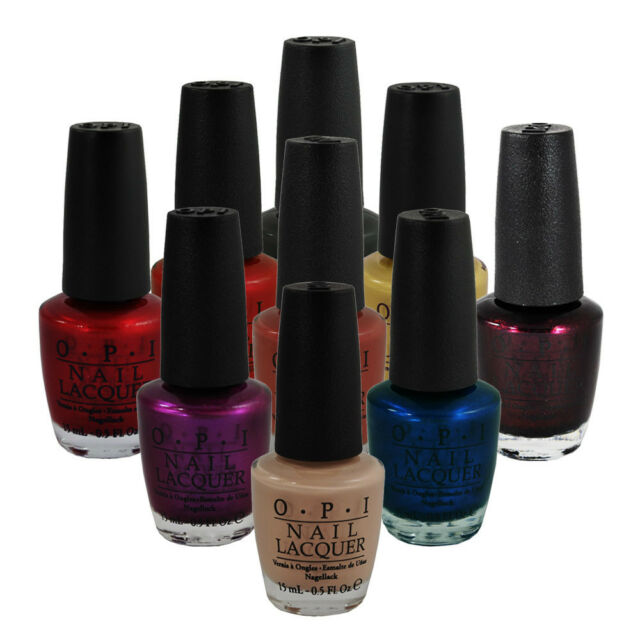 Opi Nail Polish Lacquer Germany Collection 0.5floz 15ml *Choose any 1 color*