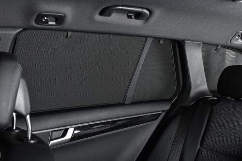 Hyundai i20 5dr 2014 on UV CAR SHADES WINDOW SUN BLINDS PRIVACY GLASS TINT BLACK