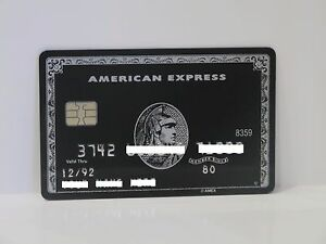 AMERICAN-EXPRESS-BLACK-CENTURION-CARD-AMEX-WITH-CHIP