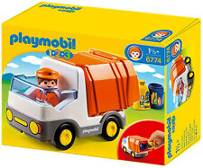Playmobil - 1.2.3 - 6774 - Müllauto - NEU OVP