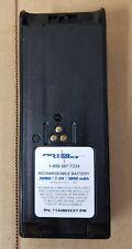 New 3800mah 75v Nimh Rechargeable Battery For Motorola Ht1000 Amp Mt2000 Radios