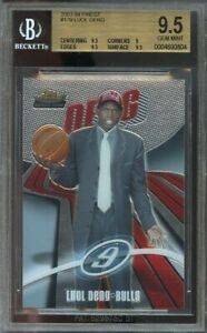2003-04-finest-179-LUOL-DENG-chicago-bulls-rookie-card-BGS-9-5-9-5-9-9-5-9-5