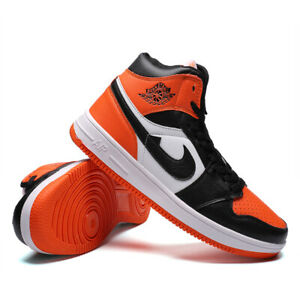 Men-039-s-Personality-Air-1-Boots-Jogging-Running-Athletic-Sneakers-Shoes-High-Top