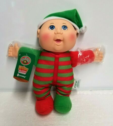 """CABBAGE PATCH KID/'S HOLIDAY HELPERS /""""#112 JACK HOLIDAY/"""""""