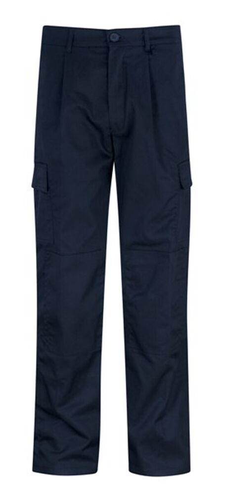 """Orbite De Travail/pantalon De Combat Bleu Marine 40""""r Pc245ct"""