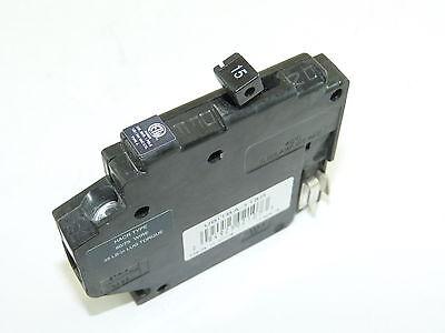 Sylvania GTE Challenger Crouse Hinds MH115L A115L 120V Circuit Breaker Left Hook