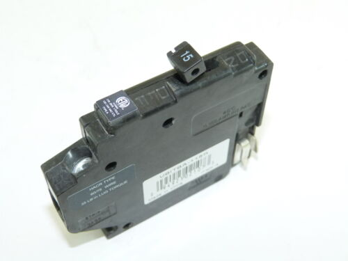 Crouse Hinds//Sylvania//Challenger MH115R 1p 15a 120v Right Hook NEW 1yr Warranty