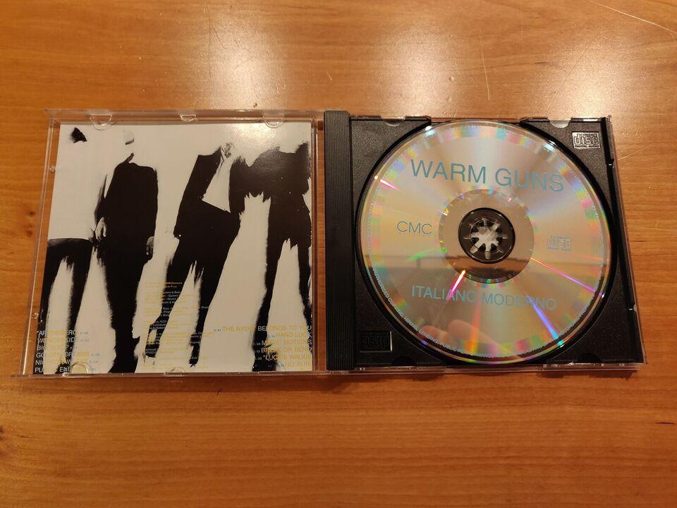 Warm Guns: Italiano Moderno, rock