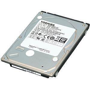 """1 von 1 - Festplatte 320GB TOSHIBA MK3276GSX 5400 Rpm 8MB Cache 2,5"""""""