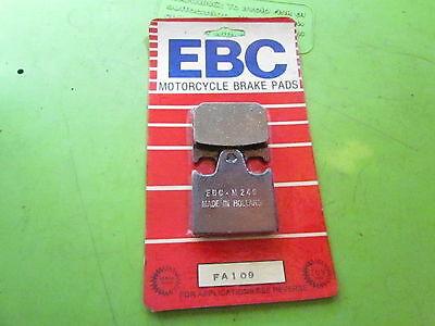 EBC FA109 FA 109  Honda 1985-1986 VF 1000 Motorcycle Brake Pads