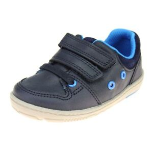 Clarks-Tolby-Boo-Boys-Navy-Shoe